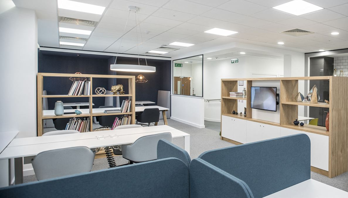 Regus | Founders Square