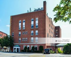 The Bronson Building - Attleboro
