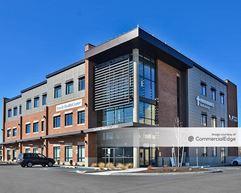 Kendall Yards Business District - Summit Medical Center - Spokane