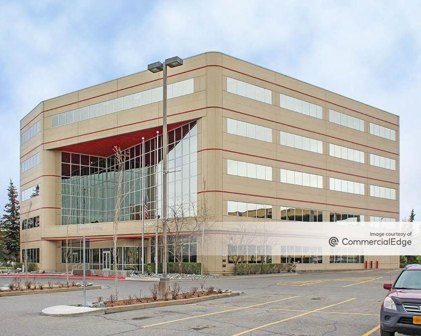 Alaska Native Health Campus - Diplomacy Building