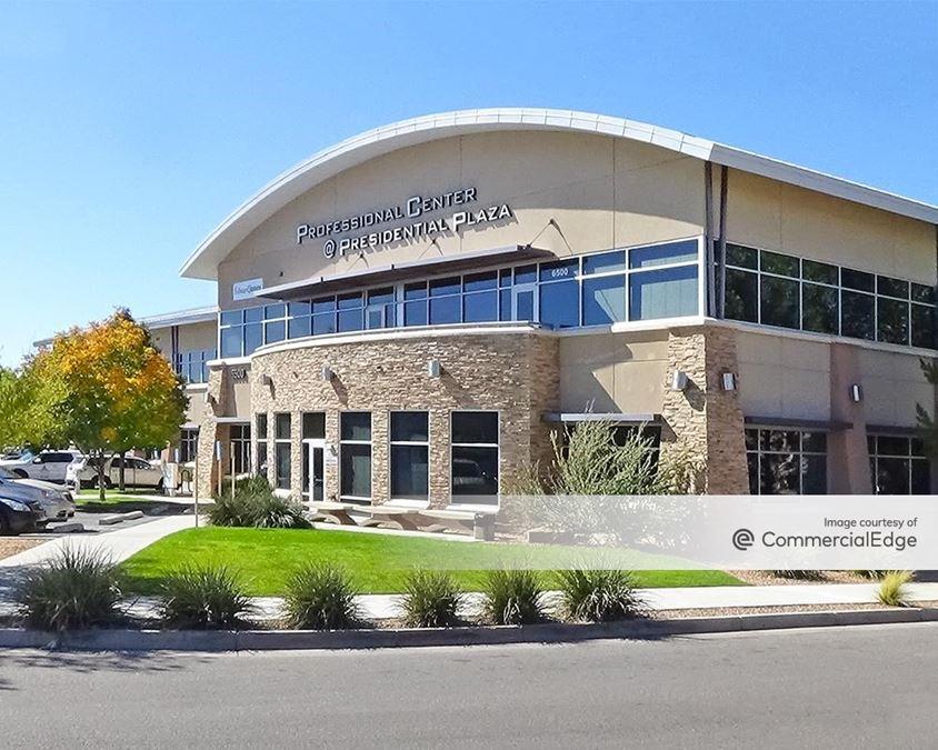 Professional Center @ Presidential Plaza