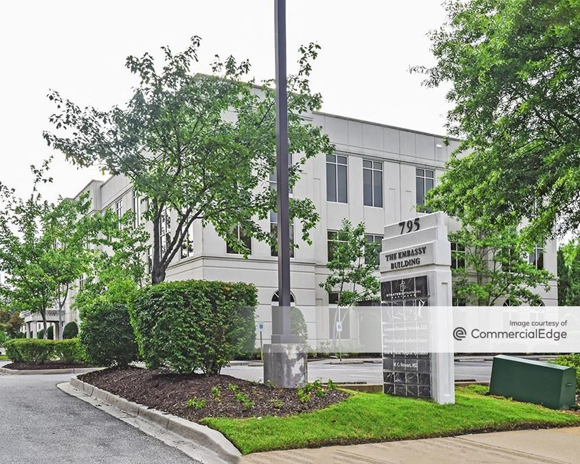 Embassy Office Building