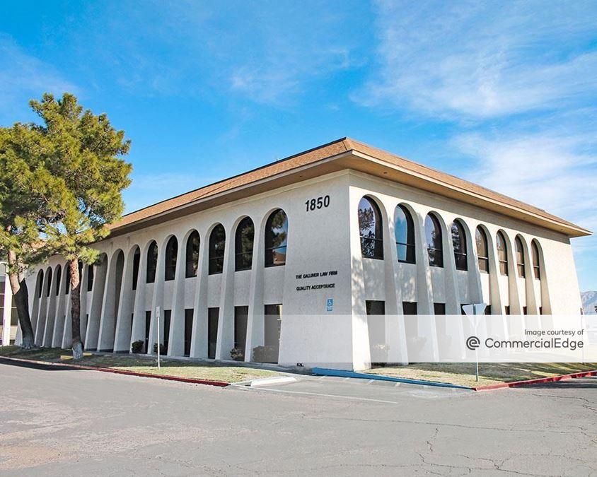 Park Sahara Office Center - 1840, 1850 & 1860 East Sahara Avenue