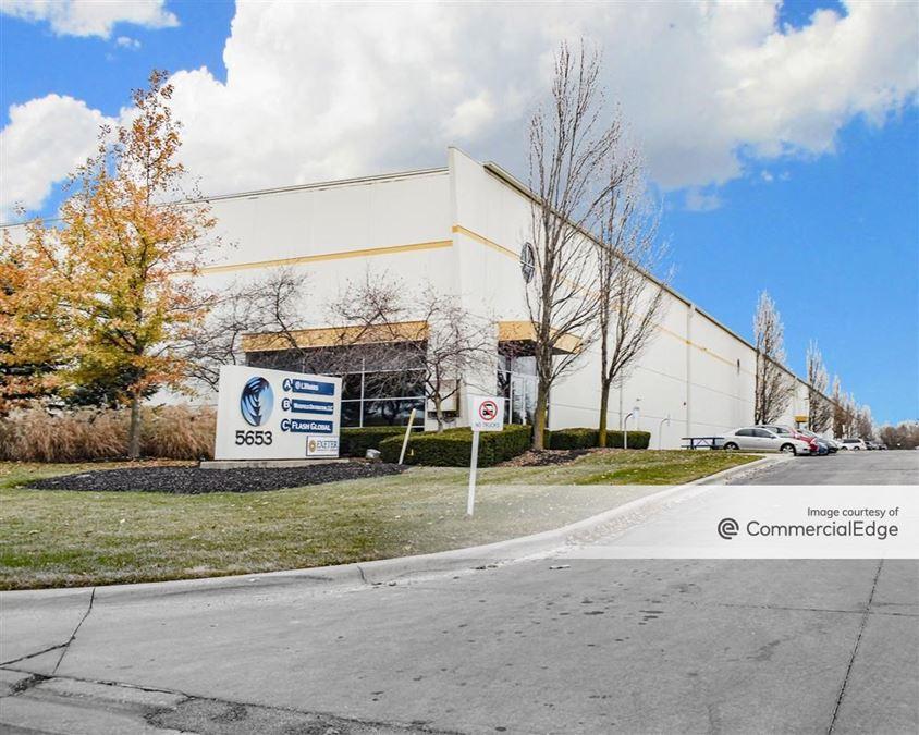 Creekside Industrial Center - CreekSide I