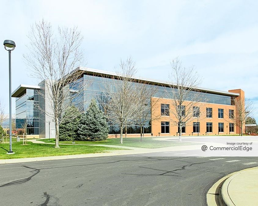 State Farm Greeley Operation Center - Central Building