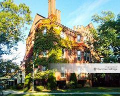 Butler Hospital - Sawyer & Annex Buildings - Providence