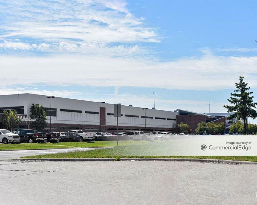 FCA Warren Truck Assembly Plant