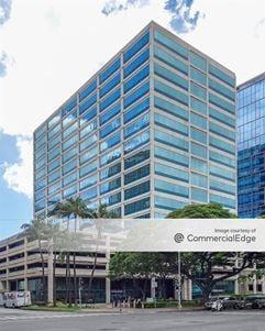 Ala Moana Pacific Center - Honolulu