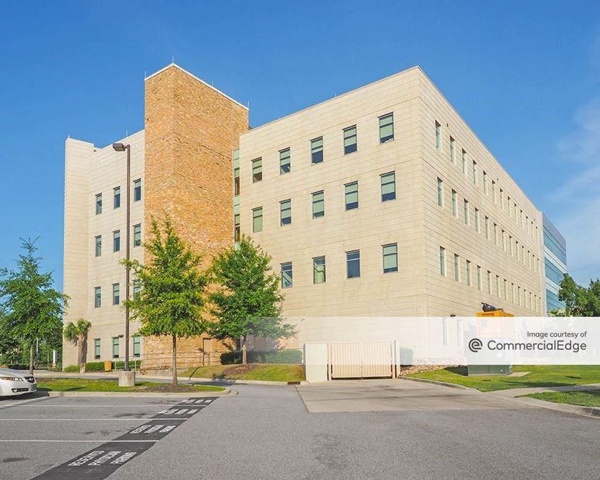 Prisma Health Baptist Parkridge Hospital - 300 Medical Office Building