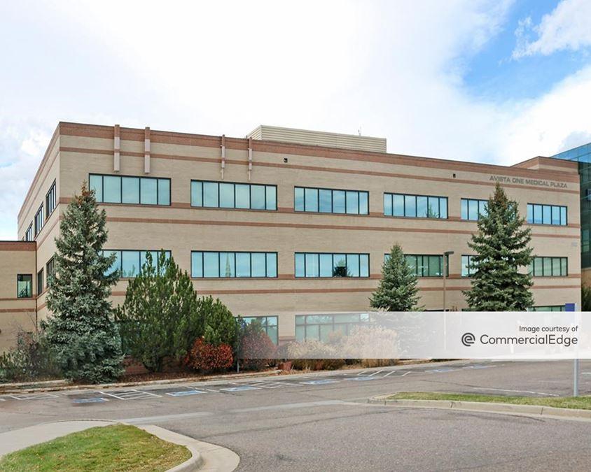 Avista One Medical Plaza