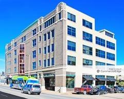 Heritage West Building - Little Rock