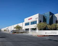 Golden Triangle Industrial Park - 4975 North Pecos Road - North Las Vegas