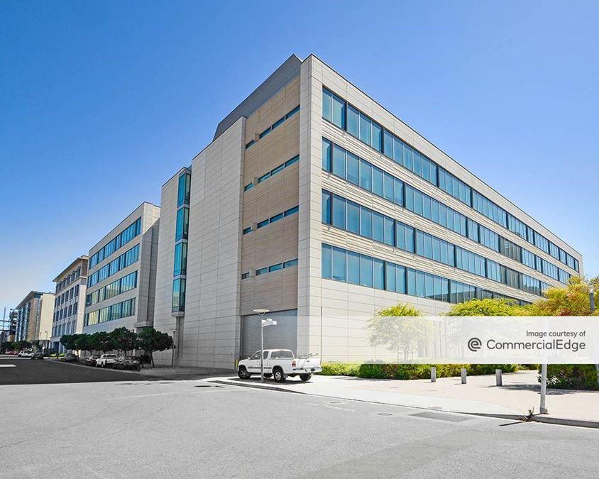 UCSF at Mission Bay - Sandler Neurosciences Center