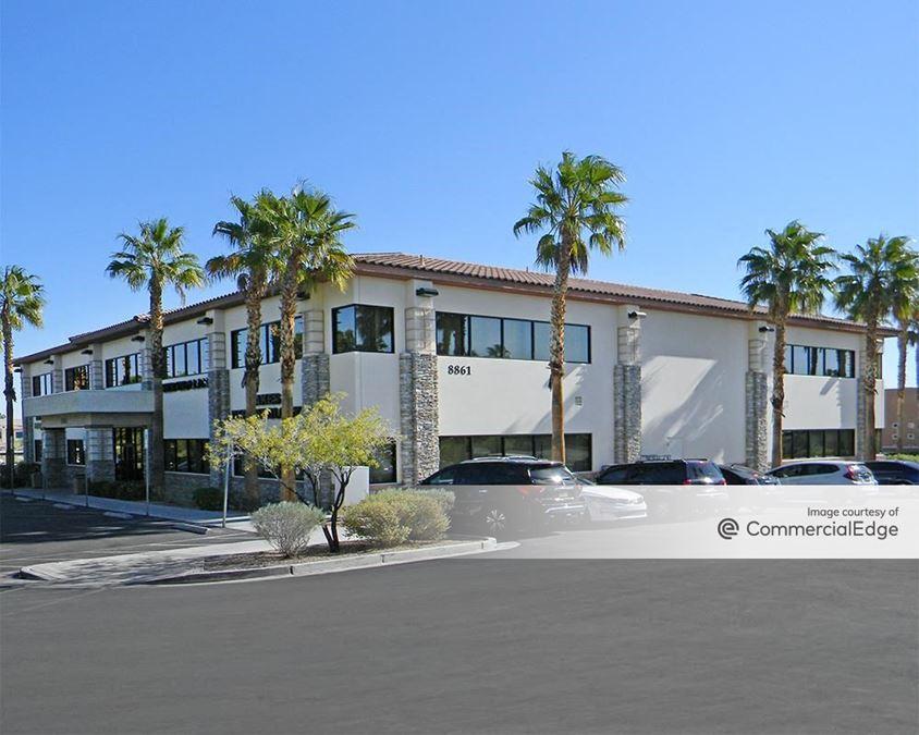 The Lakes Business Park - 8861 West Sahara Avenue