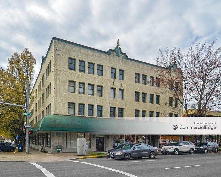 Oregon Building