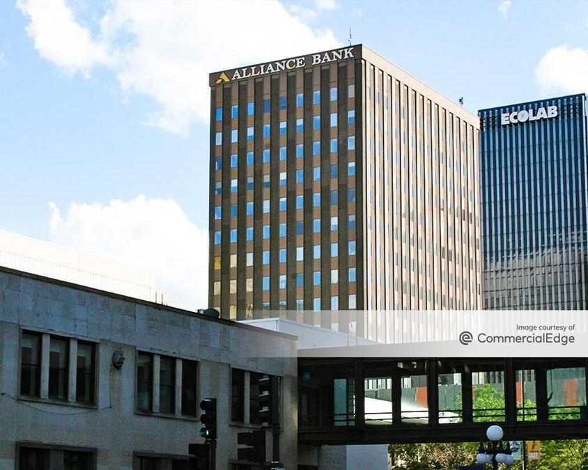 Alliance Bank Center