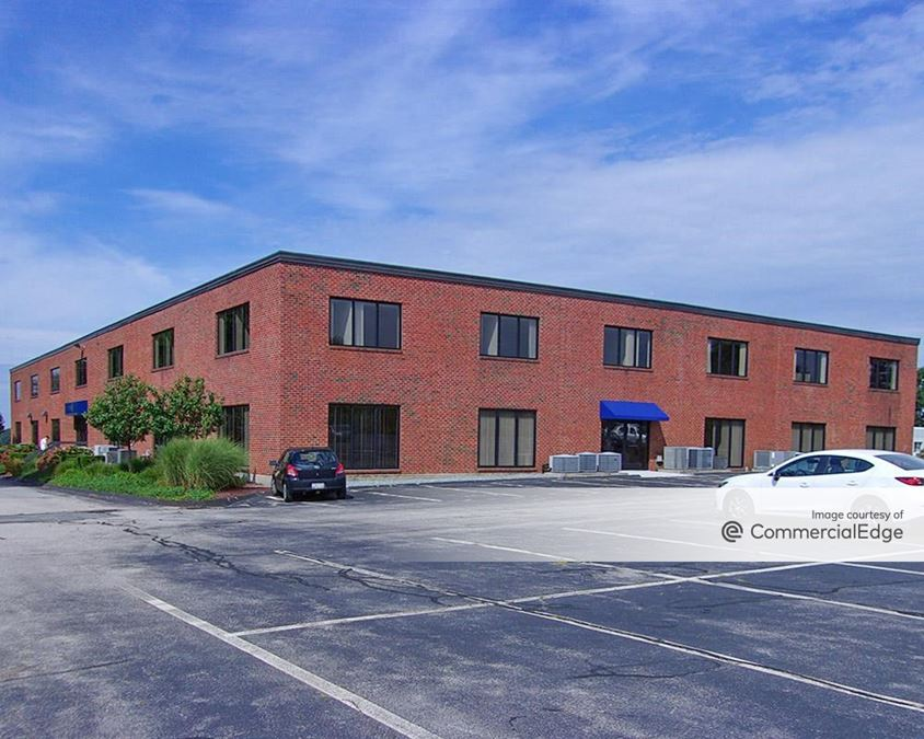 Aquidneck Corporate Park - Tech III