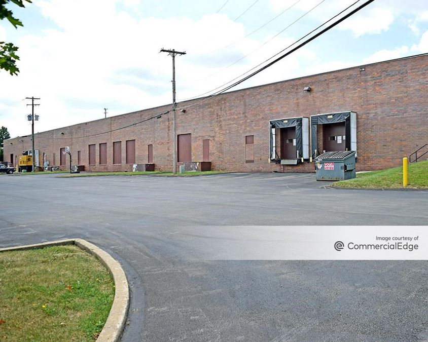 Thorn Hill Industrial Park - Commonwealth Manor 1 & 2