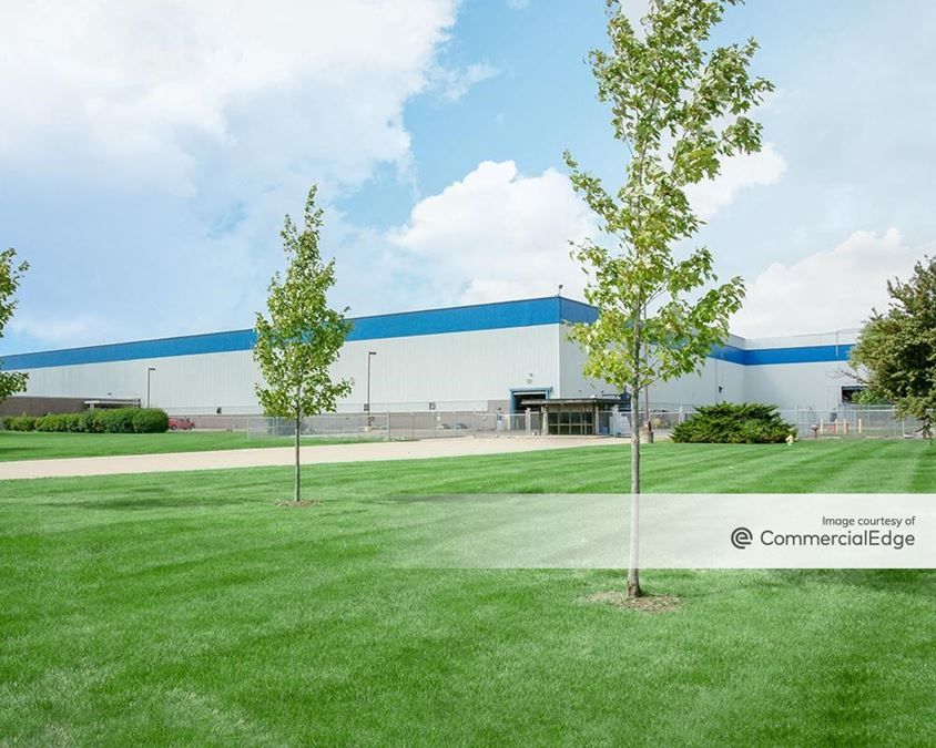 FCA Sterling Stamping Plant