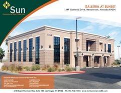 1349 Galleria Drive - Henderson