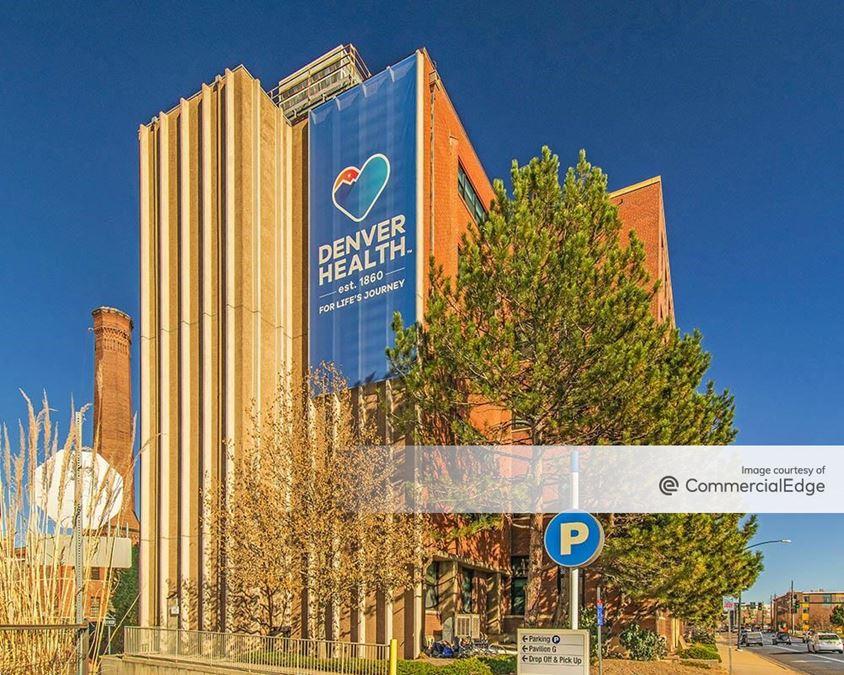 Denver Health - Pavilion H