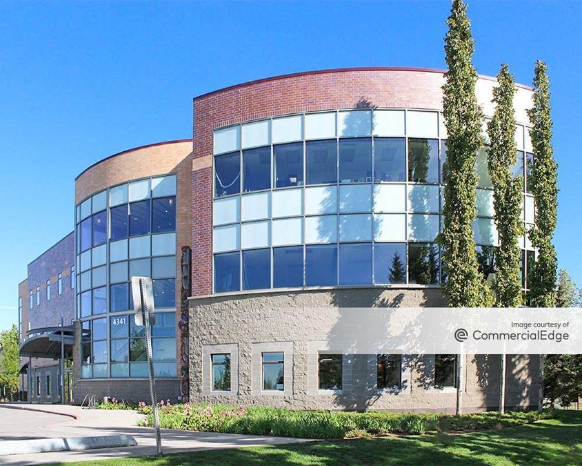 Alaska Native Health Campus - Fireweed Mountain Building