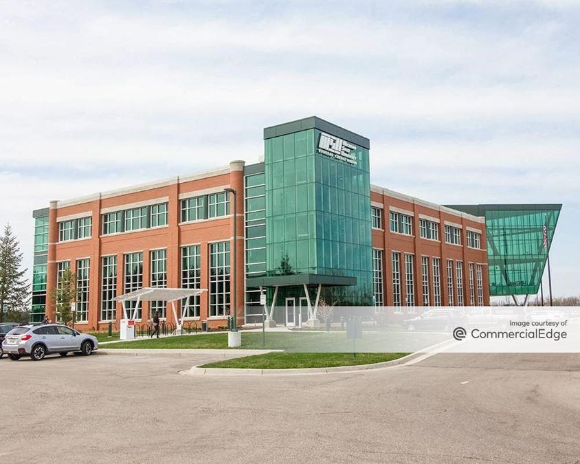 MSU Federal Credit Union Headquarters - Building 2