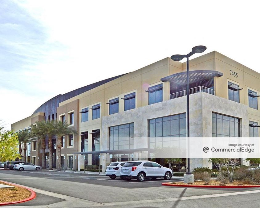 Arroyo Corporate Center - Phase I - Building 2