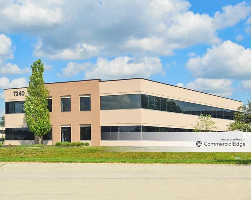 Shadeland Station Office Park - 7340 Shadeland Station Way