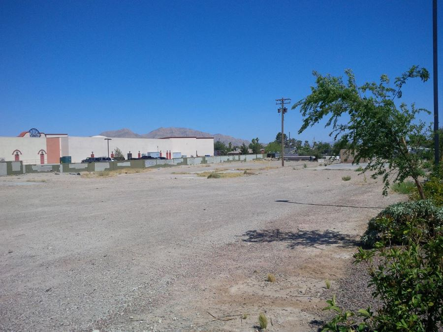 North Las Vegas Boulevard Commercial Land