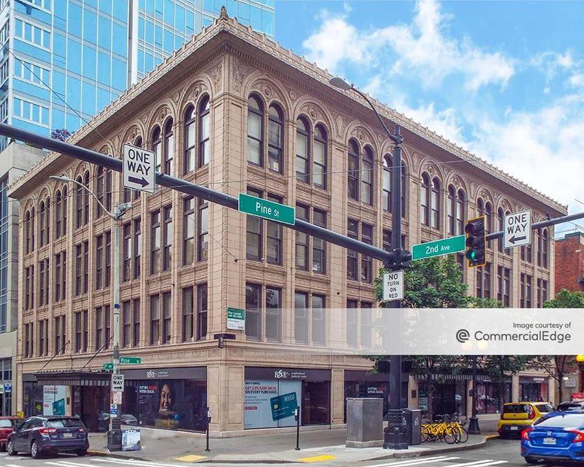 A.E. Doyle Building