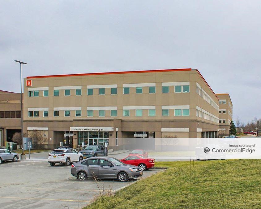 Alaska Regional Hospital Campus - Medical Office Building B