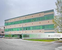 Alaska Native Health Campus - Inuit Building - Anchorage