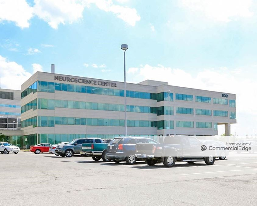Franciscan Health Indianapolis - Medical Office Building 8051