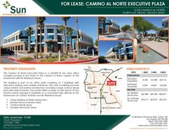 Camino Al Norte Executive Plaza - North Las Vegas