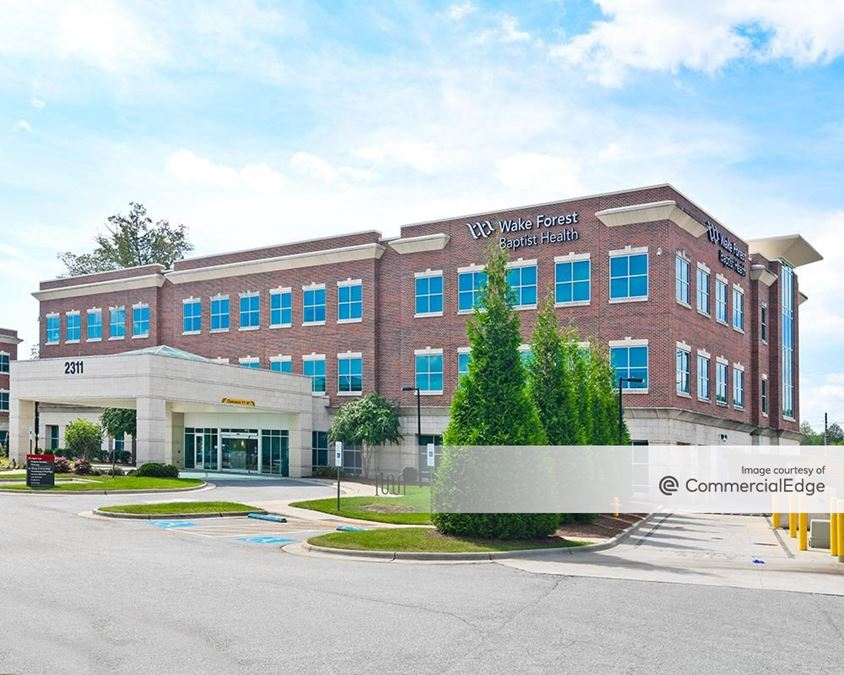 Wake Forest Baptist Health Medical Plaza - Clemmons
