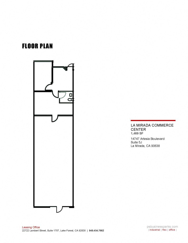 5J – Industrial Flex Space